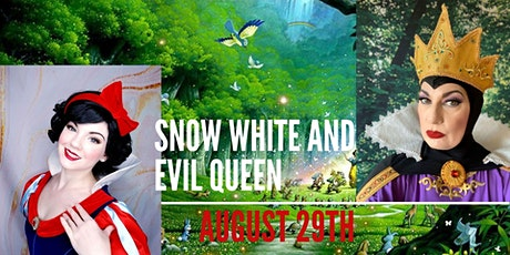 Snow White and the Evil Queen's Royal Event tickets
