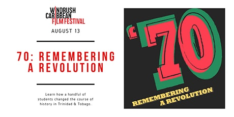 WCFF Presents: Remembering A Revolution Screening & Panel Discussion tickets