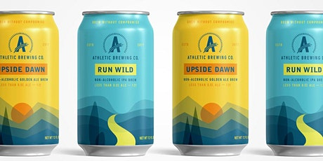 Non-Alcoholic Beers by Athletic Brewing Co tickets