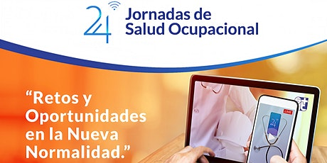 24 Jornadas de Salud Ocupacional billets