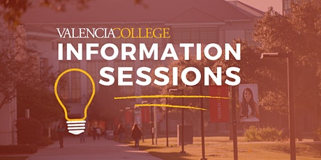 Valencia College Virtual Information Session | MWFs at 10am tickets