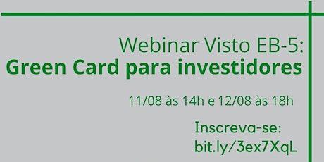 OTB Invest promove webinar sobre visto EB-5 para investidores ingressos
