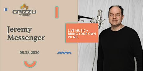 Sunday Happy Hour: Live Music & BYOP ft. Jeremy Messenger tickets