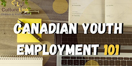Canadian Youth Employment 101 tickets