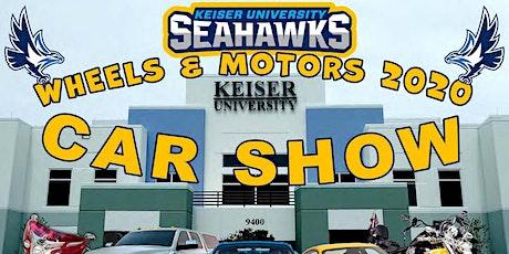 Wheels &  Motors Car Show tickets