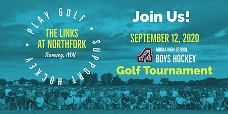 2020 Anoka High School Boys Hockey Golf Fundraiser tickets