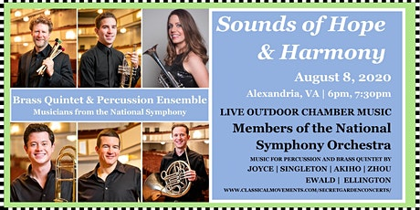 Sounds of Hope & Harmony: Chamber Music Concert - Night-Shining White tickets