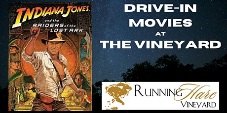 Drive-In Movie - Raiders of the Lost Ark tickets