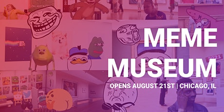 The MEME Museum @ 6th Dimension Space + Gallery tickets