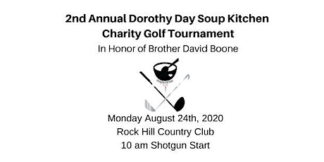 Dorothy Day Soup Kitchen Benefit Golf Tournament tickets