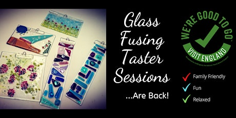 Evening Glass Fusing Taster Session tickets