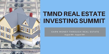 TMND Real Estate Investment Summit 2020 tickets