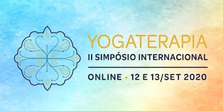 Simpósio Internacional de Yogaterapia 2020 ingressos