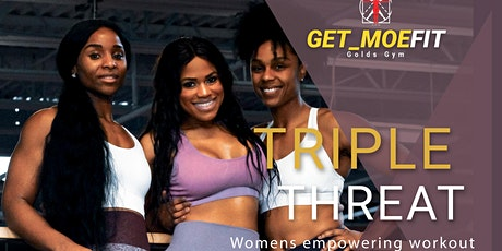 MoeFit presents Triple Threat Bootcamp tickets
