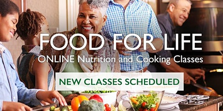 Cooking to Combat COVID-19 - Class 4 - Healthy Heart tickets