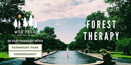 Forest Therapy at the Horticulture Center tickets
