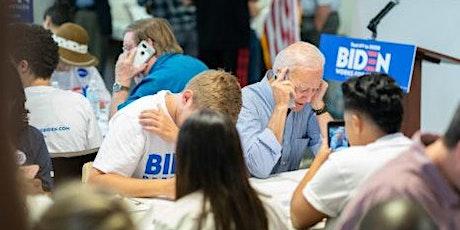 Biden 4 Change-Marin 2020 ~ ZOOM PHONE BANK, SUNDAY, AUGUST 30- 3-5PM tickets