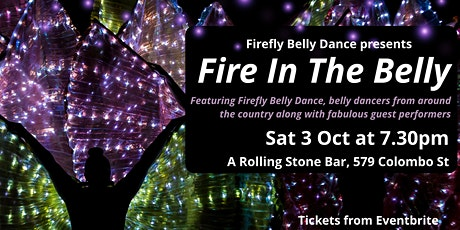 Fire In The Belly: Firefly Belly Dance Annual Show tickets