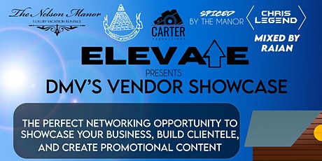 Elevate's Vendor Show Case tickets