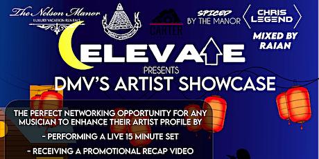 Elevate's Artist Show Case tickets
