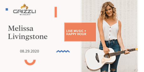 Saturday Happy Hour: Live Music & Food Trucks  ft. Melissa Livingstone tickets