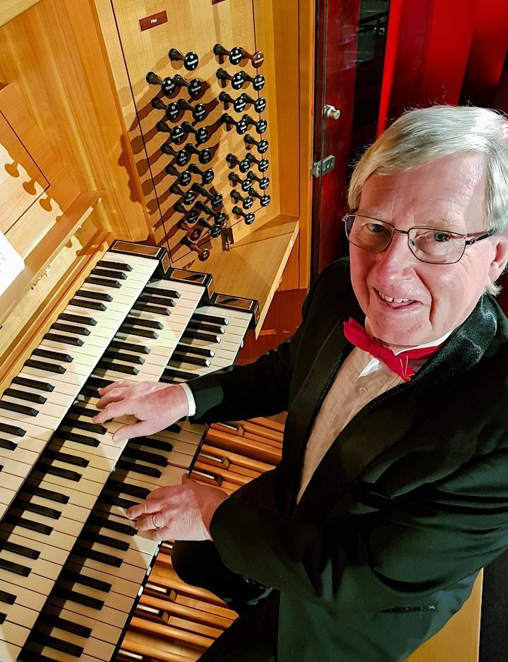 "Organ Concert: Martin Setchell (Town Hall Organist) - ""Encore!"" image"