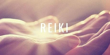 Reiki I Training tickets