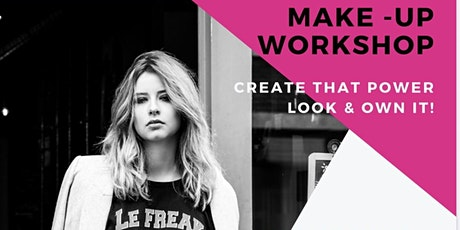 Make-up your style business edition tickets