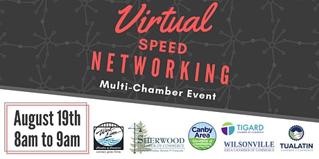 Multi-Chamber Virtual Speed Networking tickets