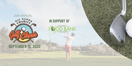 The Oil Sands Charity Golf Classic in Support of the Wood Buffalo Food Bank tickets