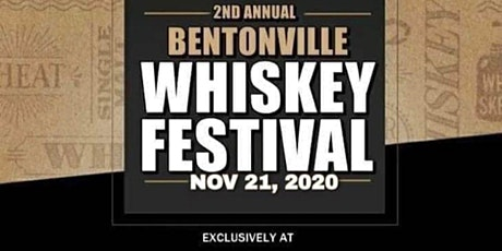 2020 Bentonville Whiskey Festival tickets