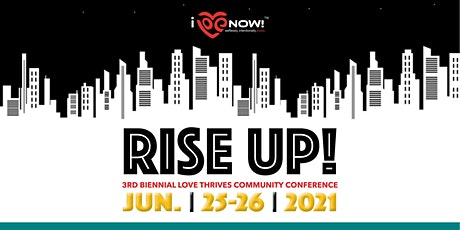 Love Thrives Community Conference 2021 tickets