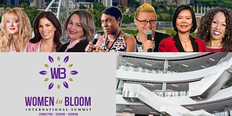 Women In Bloom International Summit, Edmonton, Canada tickets