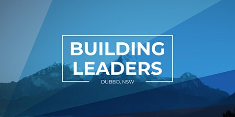 Building Leaders - Dubbo tickets