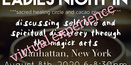 Spiritual Ladies Night In: Virtual tickets