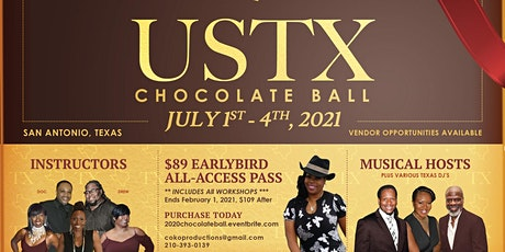 "2021 BIG TEXAS THROWDOWN ""CHOCOLATE BALL"" tickets"