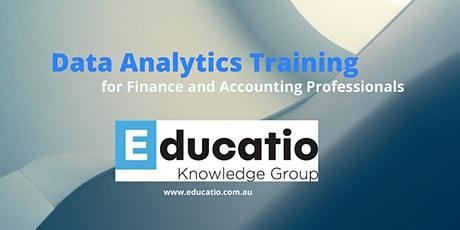 Data Analytics Training for Finance and Accounting Professionals tickets