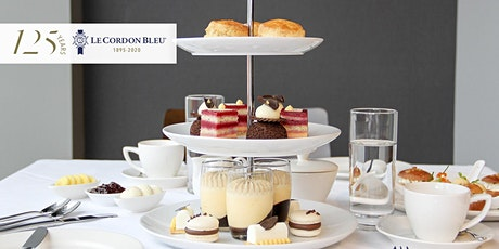 High Tea at Le Cordon Bleu on Tuesday 1st September 2020 tickets