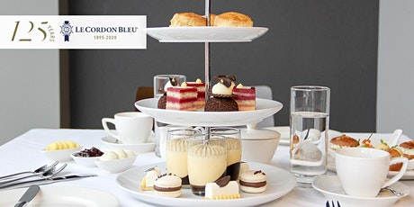 High Tea at Le Cordon Bleu on Wednesday 2nd September 2020 tickets