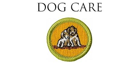 Dog Care Merit Badge Online tickets