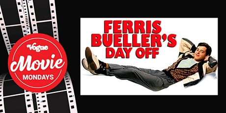 Ferris Bueller's Day Off - Movie Monday tickets