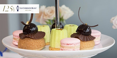 High Tea at Le Cordon Bleu on Saturday 5th September 2020 tickets