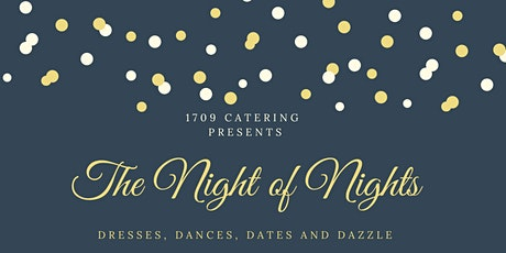 1709 Catering  1st pop-up dinner tickets