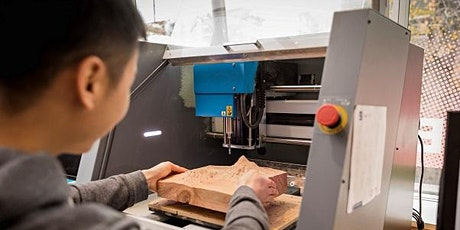 CNC Router Practice Session tickets