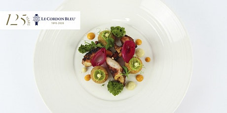 3 Course Lunch on Friday 28th August 2020 at Le Cordon Bleu tickets