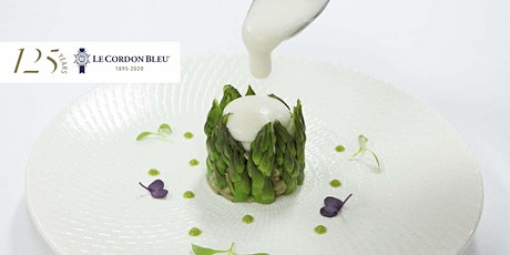 9 Course Degustation Dinner on Wednesday 9 September 2020 at Le Cordon Bleu tickets