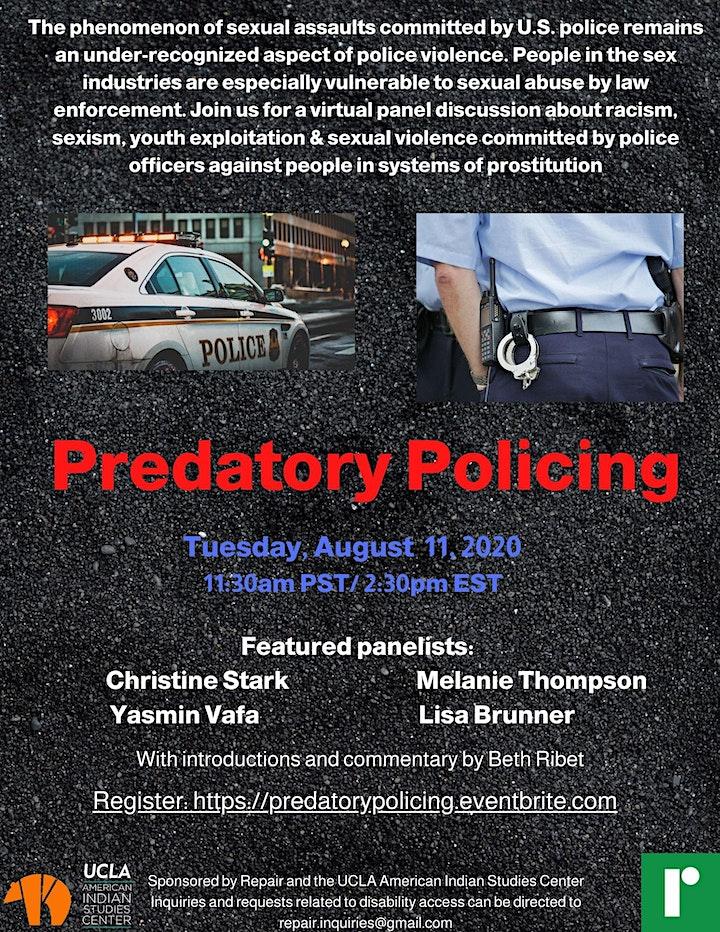Predatory Policing image