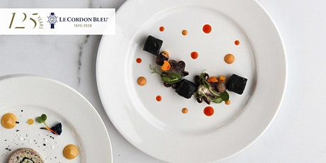 9 Course Degustation Dinner on Friday 11th September 2020 at Le Cordon Bleu tickets