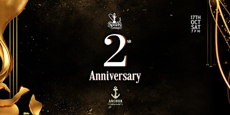 Spark Lounge 2nd Year Anniversary tickets