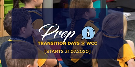 Prep Transition Days at WCC tickets